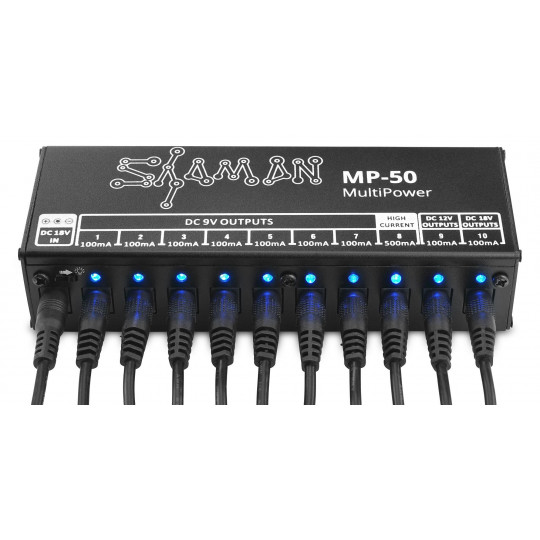 Shaman MP-50 MultiPower