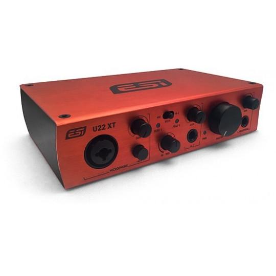 ESI U22 XT - USB zvuková karta