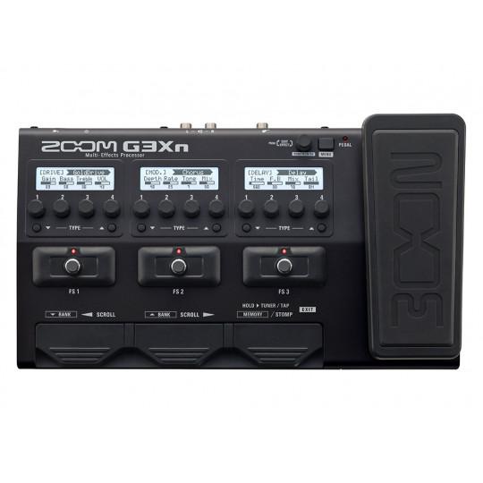 ZOOM G3Xn - kytarový multiefekt