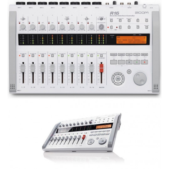 ZOOM R16 Recorder / Interface / Controller