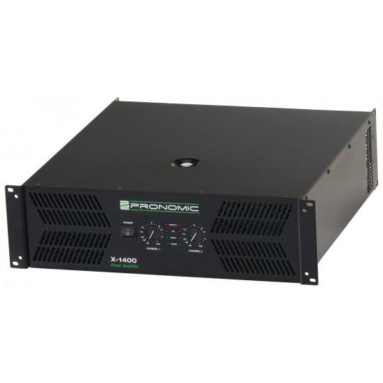 Pronomic XA-1400 Zesilovač 2 x 3000 W