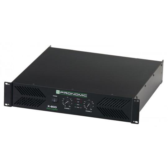 Pronomic XA-800 zesilovač, 2x 1900 Watt