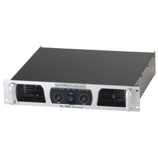 Pronomic TL-700 Amplifier 2x 1600 Watt