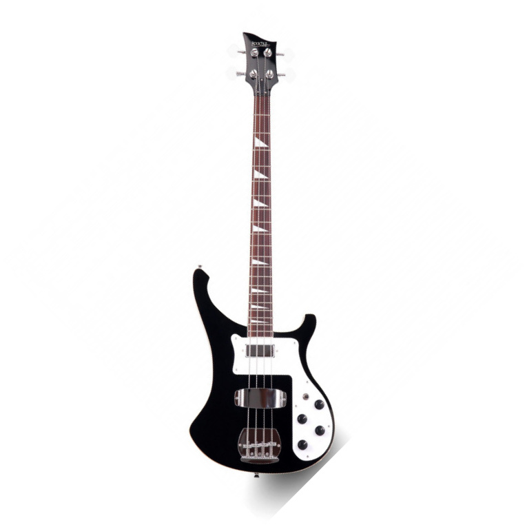 Rocktile Pro RB-400B Blackbird Black - elektrická baskytara