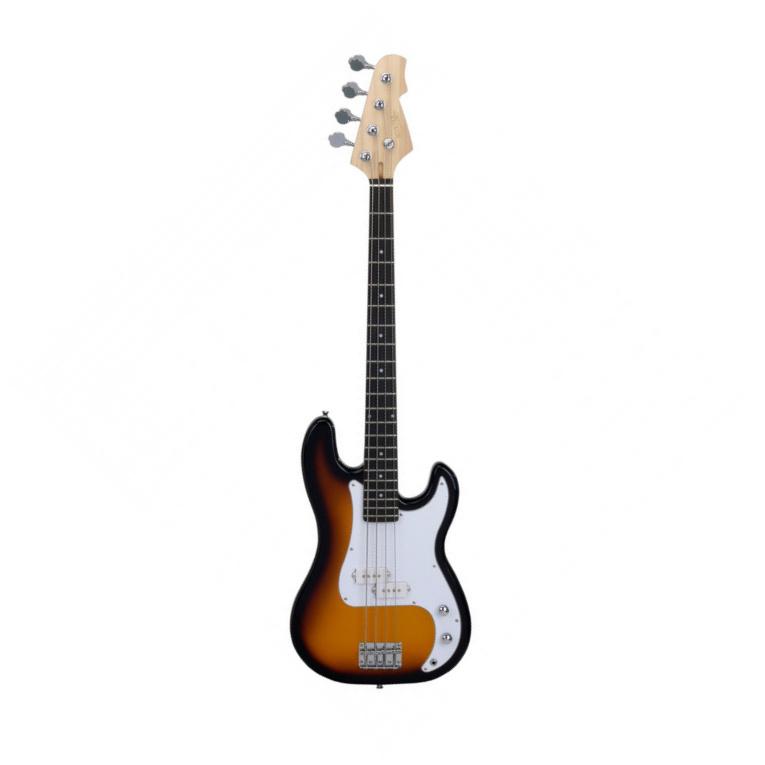 Rocktile Punsher elektrická baskytara Sunburst