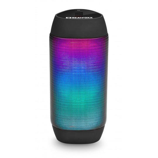 Beatfoxx LEDBeat LED Bluetooth reproduktor USB, SD, AUX