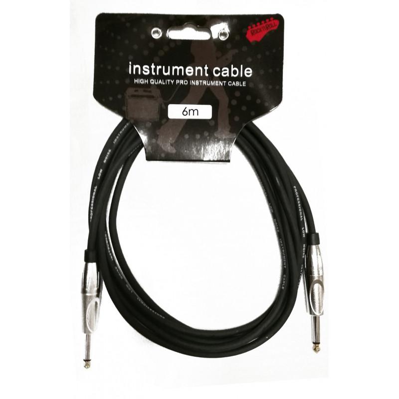 Proline KABEL Jack 6,3 TS 6m- nástrojový kabel