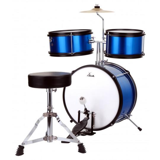 XDrum Junior bicí souprava - modrá