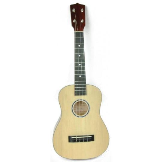 Mihai Hora W1177 - barytonové ukulele ořech