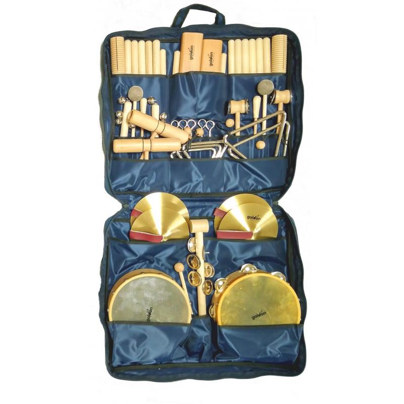 GOLDON - Rytmická taška 2 - velká, barevná (30320)