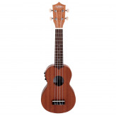 C. Cantabile US-400CE MH Sopranové ukulele se snímačem