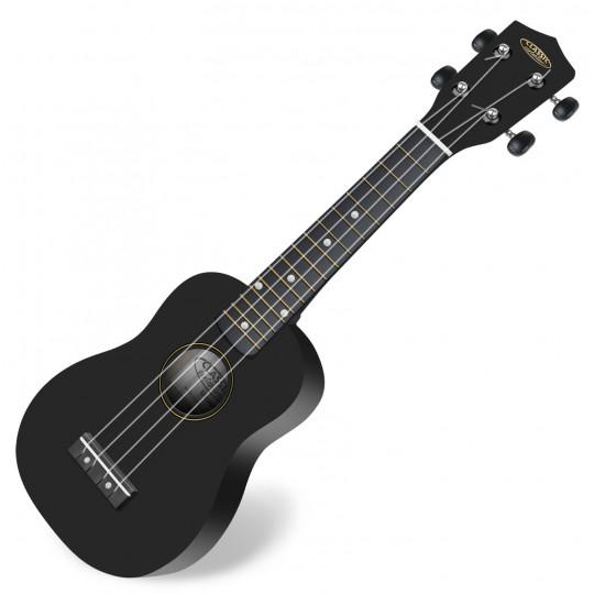 Classic Cantabile US-100 BK sopránové ukulele černé
