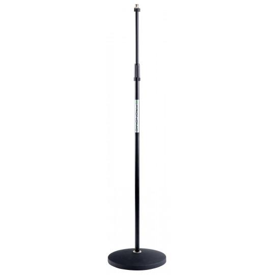 PROLINE MS-100 mikrofonní stojan rovný, kulatý