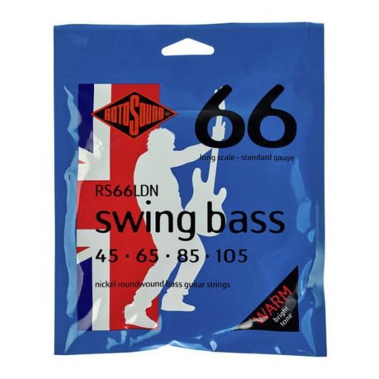 Rotosound RS66LDN - baskytarové struny 045-105