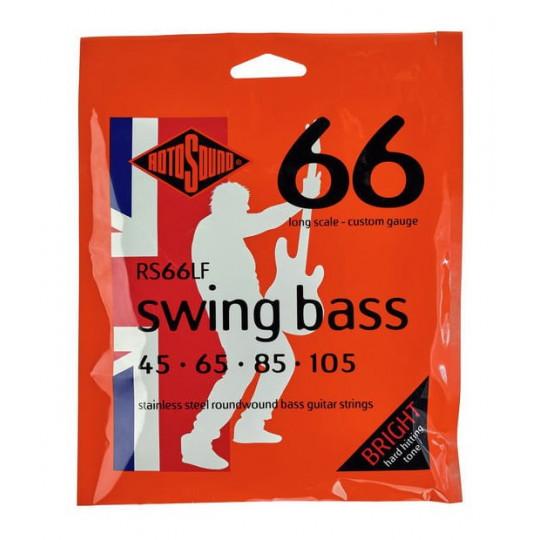 Rotosound RS66LF - baskytarové struny 045-105