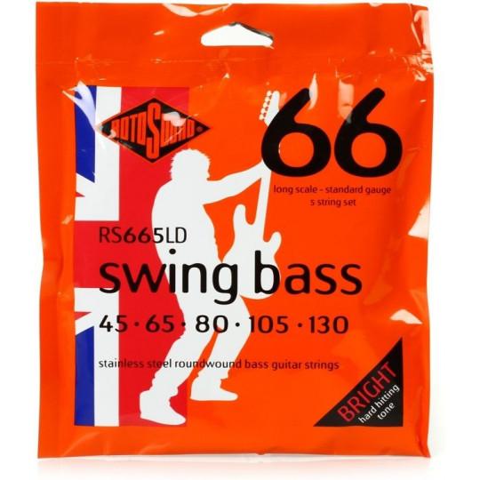 Rotosound RS665LD - baskytarové struny