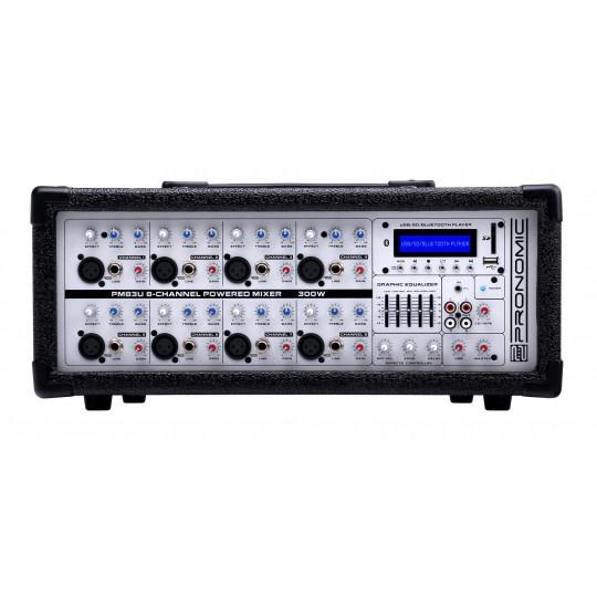 Pronomic PM83U 8-kanálový Powermix