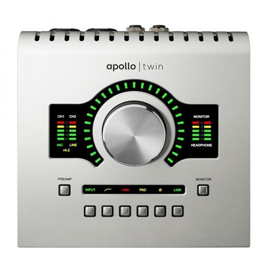 Apollo Twin USB - USB zvuková karta