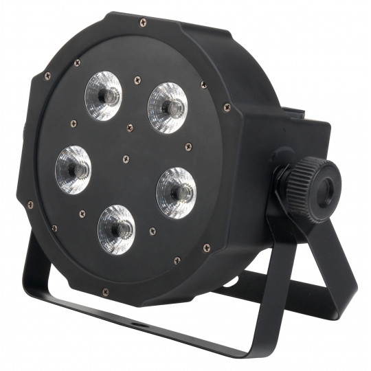 Showlite FLP-5x8W plochý panel LED Spotlight RGBW