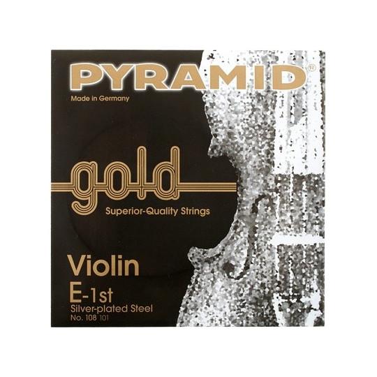 Pyramid Gold houslové struny 4/4