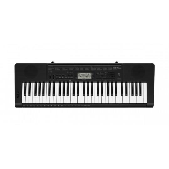 CASIO CTK 3500 klávesy vč adaptéru