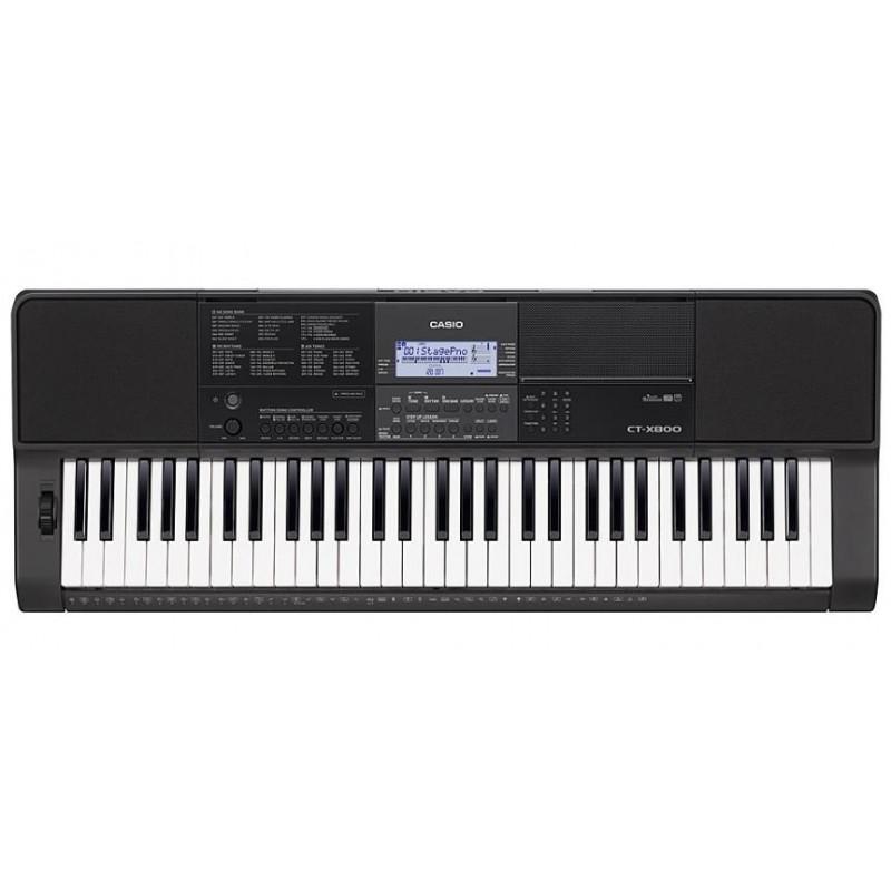CT X800 klávesový nástroj vč ad. CASIO