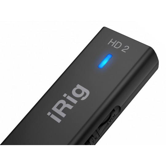 iRig HD 2 IK Multimedia