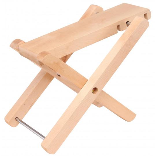 Proline dřevěná podnožka