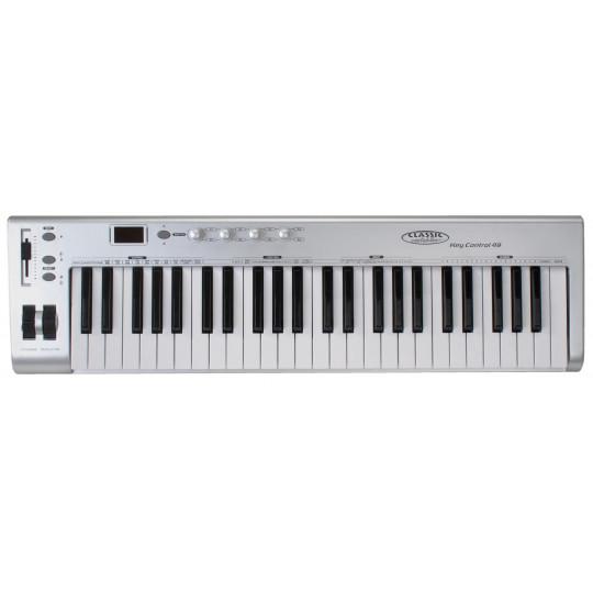 C. Cantabile MK-49 USB Midi klaviatura