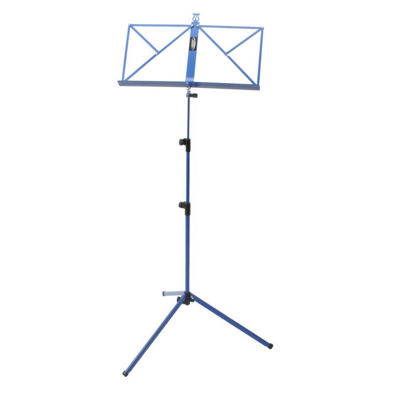 PROLINE notový stojan - modrý