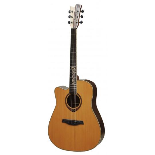 GILMOUR WOODY CUT LH - akustická kytara