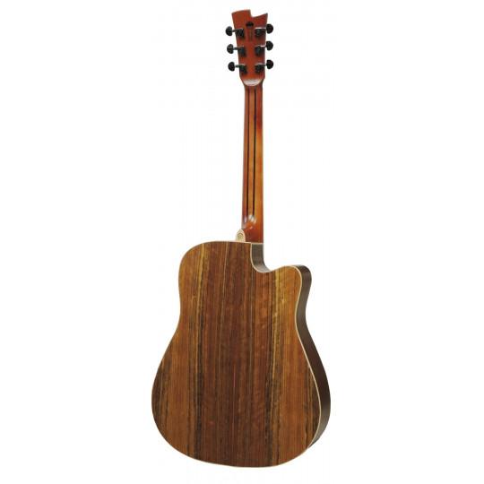 GILMOUR WOODY LH EQ CUT - levoruká elektroakustická kytara