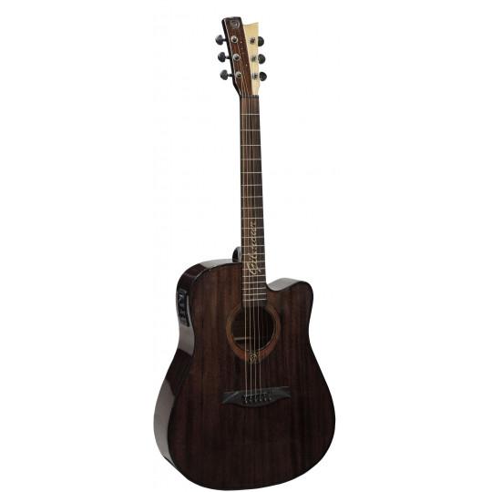 Gilmour Coffee EQ elektroakustická kytara