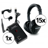 Beatfoxx Silent Guide sluchátkový set