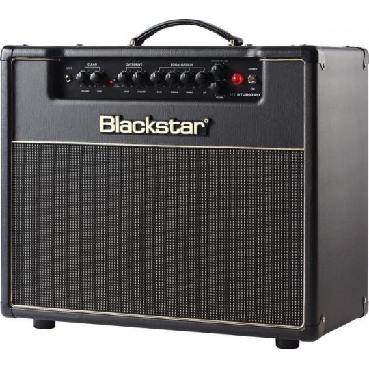 Blackstar HT-20C Studio - kytarové celolampové kombo