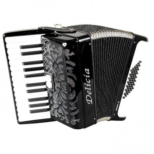 Delicia JUNIOR 26 - klávesový akordeon