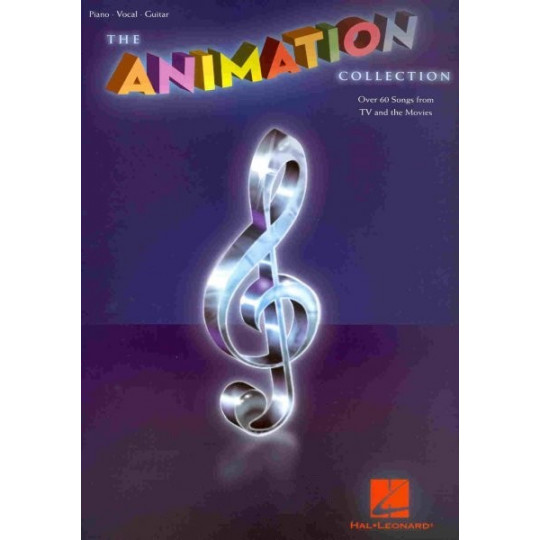 Animation Collection - klavír/zpěv/kytara