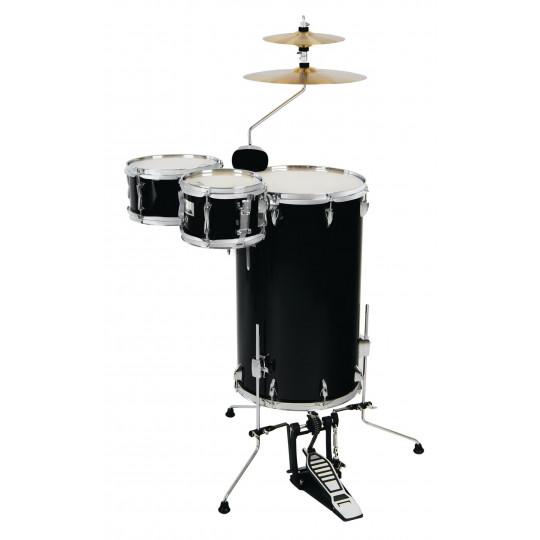 XDrum Club Perkusní set – stříbrný