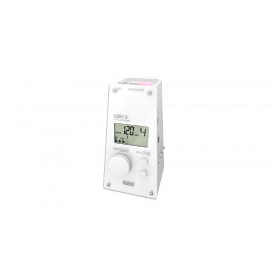 Korg KDM-3-WH digitální metronom - bílý