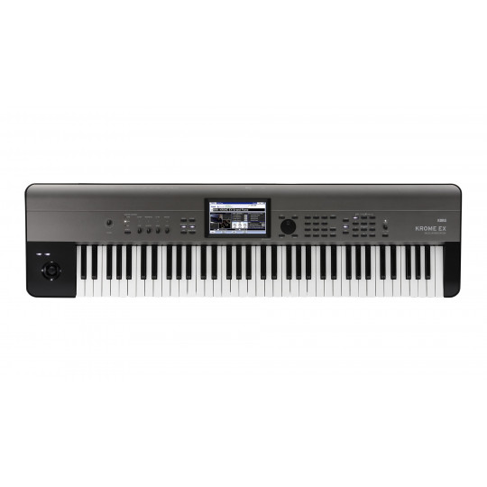Korg KROME EX-73 workstation, syntezátor