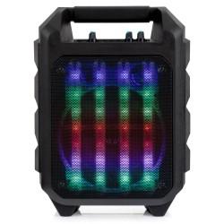 Beatfoxx OutdoorJam – LED, Bluetooth, Radio, USB, AUX, Mikrofon