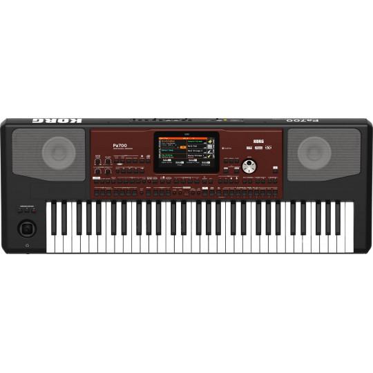 Korg Pa700 aranžér s 61-klávesovou klaviaturou