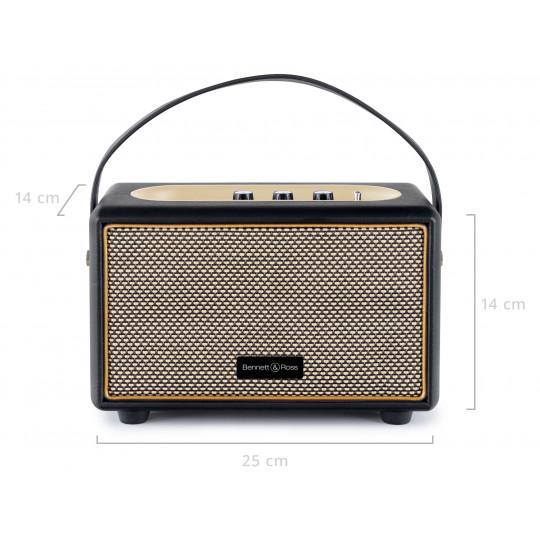 Bennett & Ross BB-820 Blackmore Junior Bluetooth Akubox