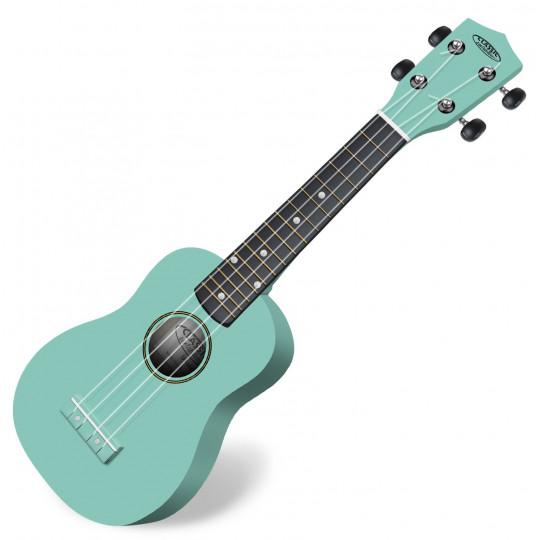 Classic Cantabile US-100 TQ sopranové ukulele tyrkys
