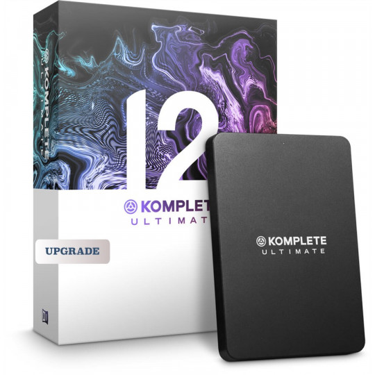 Native Instruments Komplete 12 Ultimate upgrade z Komplete 8 - 11