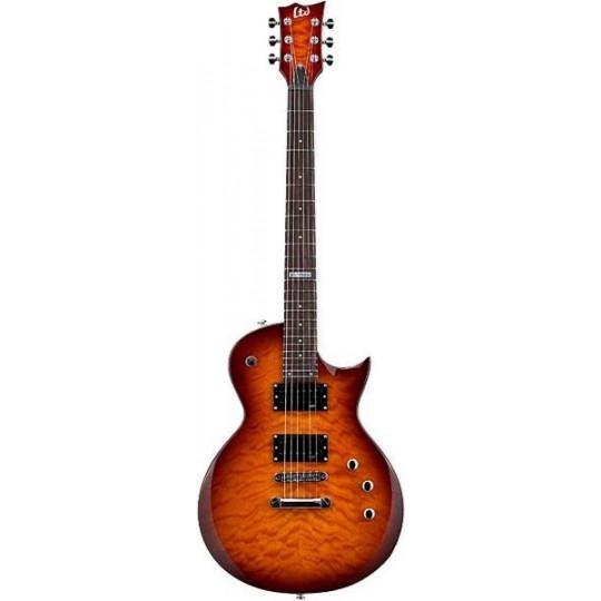 ESP LTD EC-100QM FCSB - elektrická kytara