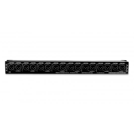ART S8 - 3WAY třícestný osmikanálový mikrofonní spliter