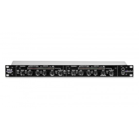 ART SCL2 stereo kompresor/limiter, gate, expander