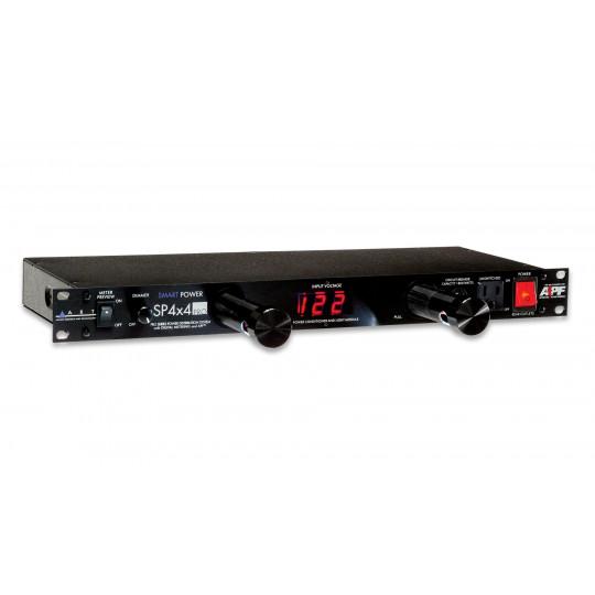 ART SP 4x4 PRO rackový napěťový distributor a osvětlení racku