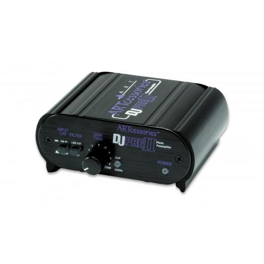 ART DJPRE II - ART gramofonový předzesilovač